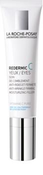 La Roche-Posay Redermic [C] creme contorno de olhos antirrugas para pele sensível